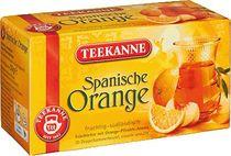 TEEKANNE Orangentee Spanische Orange/6774 Inhalt 20x 2,75g