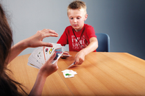 Kartenlesesets: Nebenan oder untendurch
