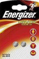 Energizer® Spezialbatterien Alkaline/ 639317 , A76 / LR44 / V13GA Inh. 2