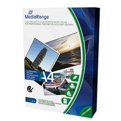 MediaRange Fotopapier/MRINK111 A4 beidseitig matt 140g Inh. 100 Bl