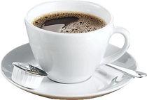 Esmeyer Kaffeetassen Bistro/433-132, Porzellan, für 200 ml, Inh. 6