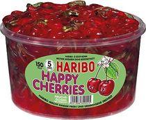 HARIBO Happy Cherries/871956, Fruchtgummi, Inh. 150