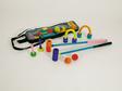 Croquet-Softspielset 2, Schlägerlänge 70 cm