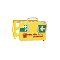SÖHNGEN Erste Hilfe Koffer EXTRA Handwerk 0320125 DIN 13157 gelb