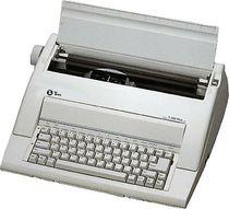 Triumph-Adler Schreibmaschine TWEN 180 Plus/582 412 x 375 x 117 mm grau