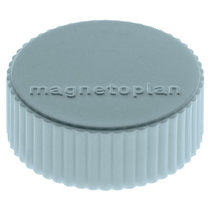 Magnet DISCOFIX MAGNUM, Ø 34 mm, VE 50 Stk, schwarz