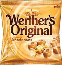 STORCK Werther`s Sahne-Bonbons/322545, Inh. 120 g