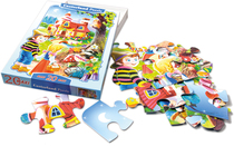 """Maxi-Puzzle """"Hänsel & Gretel"""", 20 Teile"""
