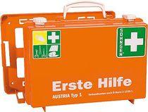 SÖHNGEN® Erste-Hilfe-Koffer SN-CD/0390138, orange; B310 x H210 x T130 mm