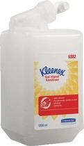 Kleenex® Handdesinfektionsgel mit Alk-Kassette/1000ml/6382 1000ml mit Alkohol
