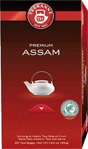 TEEKANNE Assam Schwarztee/6244, Finest Assam, vollmundig, würzig, Inh.20