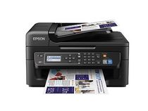 EPSON® Multifunktionsgerät WorkForce WF-2630WF/C11CE36402 schwarz