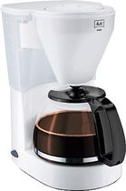Melitta® Filterkaffeemaschine Easy/1010-01 weiß