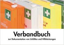 SÖHNGEN® Verbandbuch DIN A5/8001008, grün
