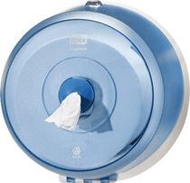 TORK® SmartOne® Mini Spender für Toilettenpapier/472025 22,5x22,5x18,0cm blau