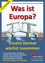 """Lernwerkstatt """"Was ist Europa? """""""