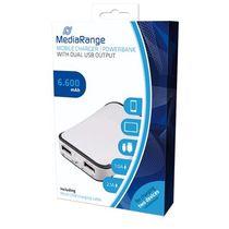 MediaRange Mobiles Ladegerät Powerbank/MR742