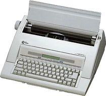 Triumph Adler Schreibmaschine TWEN 180 DS Plus/583 412 x 375 x 117 mm grau