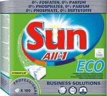 Sun Spülmaschinentabs Prof. All in One ECO/7522969 100 Tabs