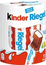 FERRERO Kinder Riegel/714269, Inh. 10