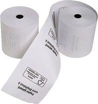 EXACOMPTA Thermorollen/ 40915E, 57 x 46 x 12 / 24m, weiß, 55 g/qm Inh. 5