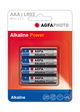 AgfaPhoto HighQuality Alkaline Micro AAA