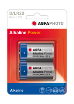 AgfaPhoto HighQuality Alkaline Mono D