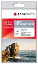 AgfaPhoto Inkjet-Papier Super Cast-Coated Silver