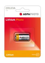 AgfaPhoto Lithium-Batterie CR123A