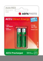 AgfaPhoto Ready-To-Use Accus Micro AAA