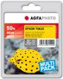 AgfaPhoto Tintenpatrone für Epson Stylus D68 / D88, bk, c, m, y