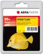 AgfaPhoto Tintenpatrone für Epson Stylus S22, yellow
