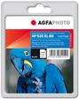 AgfaPhoto Tintenpatrone für HP Officejet 6000, black
