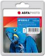 AgfaPhoto Tintenpatrone für HP Officejet 6000, cyan