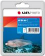 AgfaPhoto Tintenpatrone für HP Officejet pro K550, cyan