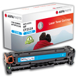 AgfaPhoto Toner für HP Laserjet Pro 200 Color M 251 NW / -MFP M 276 NW, cyan