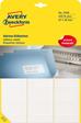 Avery Zweckform Adress-Etikett für Schreibmaschine