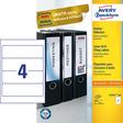 Avery Zweckform breit Ordnerrücken-Etiketten