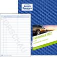 Avery Zweckform Fahrtenbuch