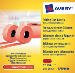 Avery Zweckform Handauszeichner-Etiketten