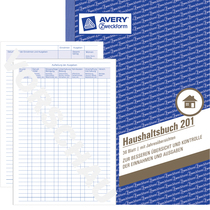 Avery Zweckform Haushaltsbuch