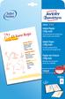 Avery Zweckform Inkjet Papier