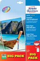 Avery Zweckform Inkjet Photo Papier