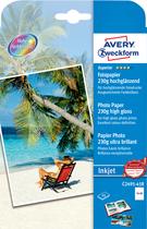 Avery Zweckform Inkjet - Photopapier