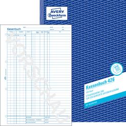 Avery Zweckform Kassenformular