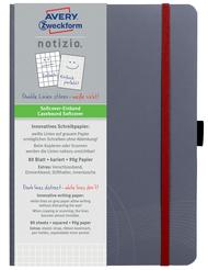 Avery Zweckform Notizio - Notizbuch Softcover