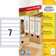 Avery Zweckform Recycling Ordnerrücken-Etiketten