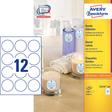 Avery Zweckform Runde Etiketten