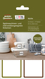 Avery Zweckform Spülmaschinen- und microwellengeeignete Etiketten