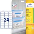 Avery Zweckform Tiefkühl-Etiketten